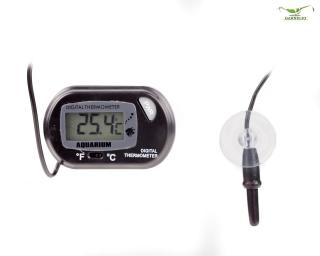 Aquarium Thermometer Digital inkl. Saugnapf