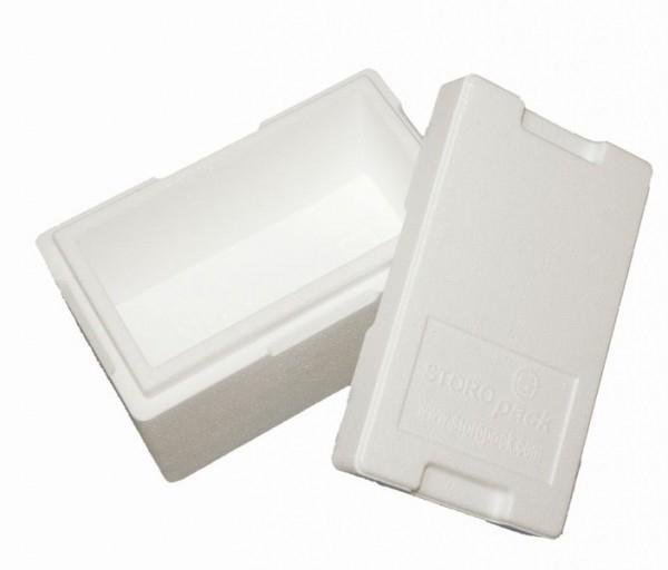 Premium Styroporbox / Styroporkiste / Thermobox - 1,7 l - Gr. 2