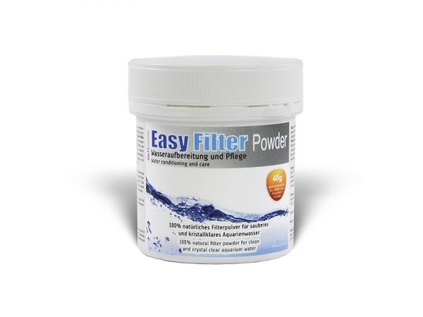 SaltyShrimp - Easy Filter Powder - 60g