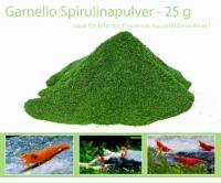 Garnelio - Spirulina Pulver - 25 g