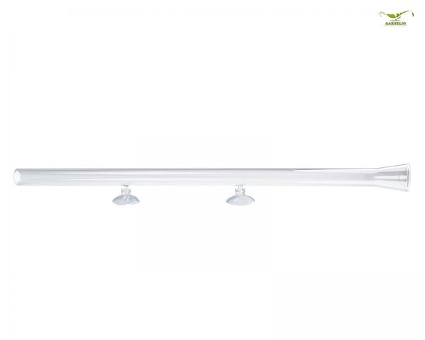 GRNLO Premium Futterrohr aus Glas in versch. Längen