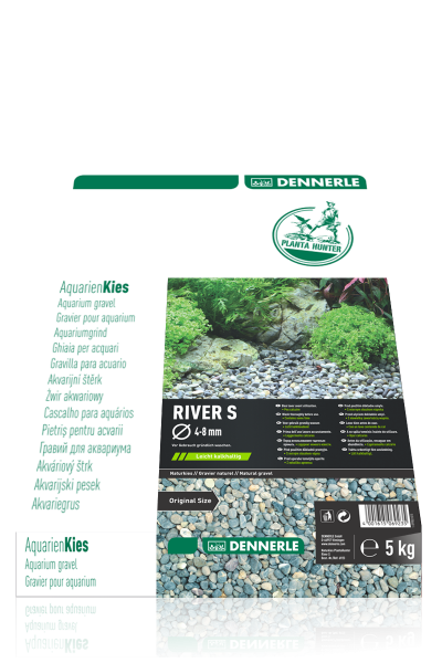Naturkies Plantahunter River S 5kg