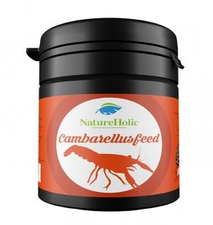 NatureHolic - Cambarellusfeed CPO / Zwergkrebsfutter - 30g