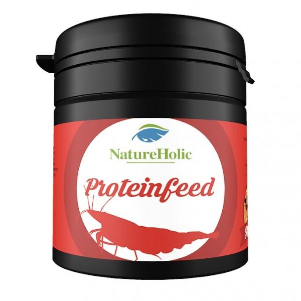 NatureHolic - Proteinfeed Garnelenfutter - 30g