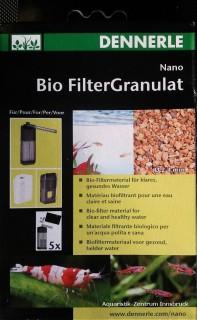 Dennerle Nano Bio Filter Granulat, 300 ml