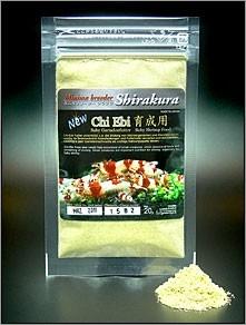 SHIRAKURA Chi Ebi - Aufzuchtfutter - 20 g