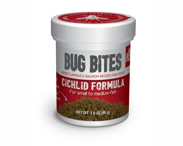 Bug Bites - Futter für Cichliden - 45g
