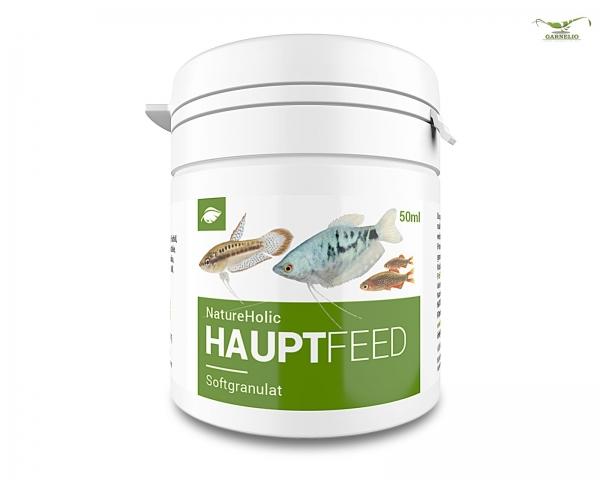 NatureHolic Hauptfeed - Zierfischhauptfutter - 50ml