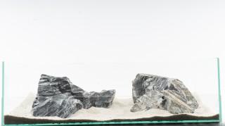 Zebra Stein - vers. Größen