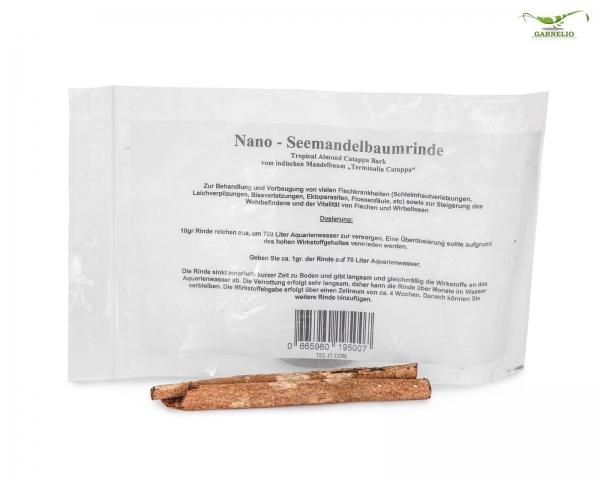 Seemandelbaumrinde Größe nano 10g