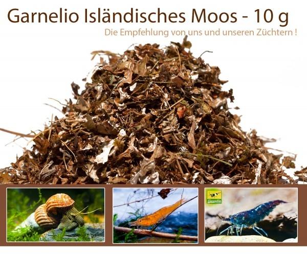 Garnelio - Isländisches Moos - 10 g