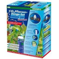 Co2 Pflanzen-Dünge-Set EINWEG 300 Quantum