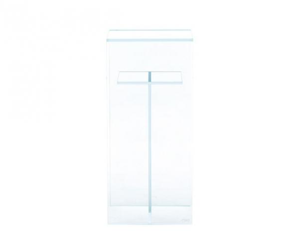 ADA - Glasunterschrank - Cube Cabinet Clear