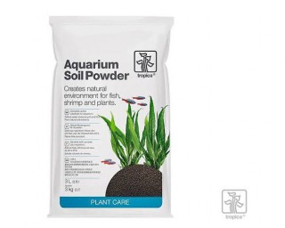 Aquarium Soil Powder 3L - Tropica
