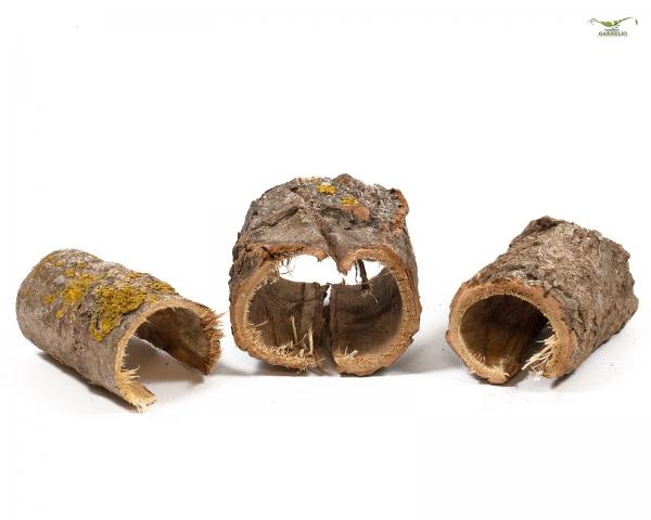 Pappelrinden Shelter - für Krebse & Garnelen