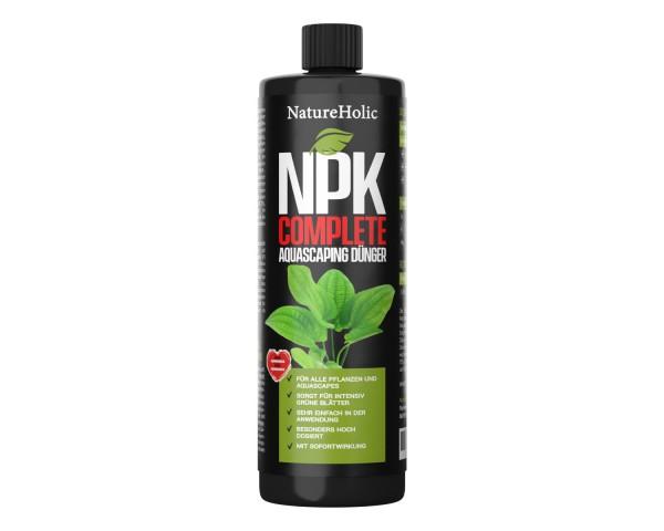 NatureHolic - NPK Booster - flüssiger Volldünger fürs Aquarium
