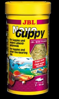 JBL Flockenfutter NovoGuppy - 100ml