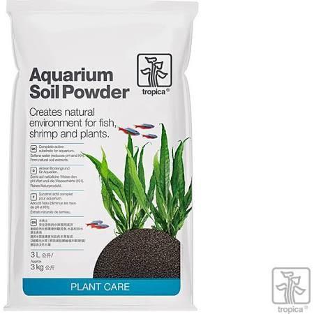 Aquarium Soil Powder 3L - Tropica
