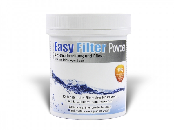 SaltyShrimp - Easy Filter Powder - 100g