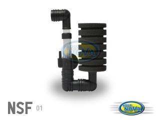 Schwammfilter NSF 60L