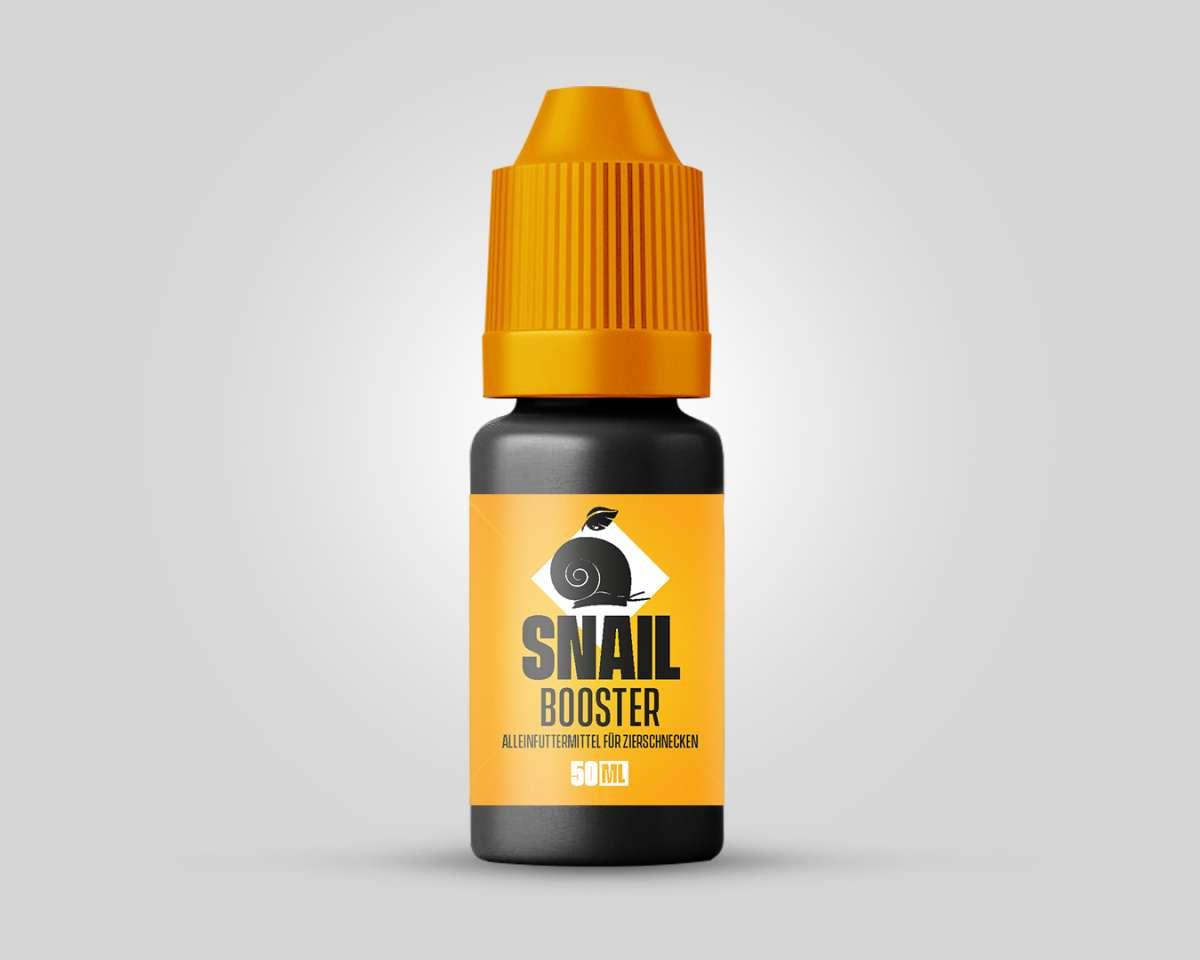 Snail BOOSTER Schneckenfutter