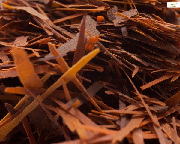 Garnelio - Lapachorinde (Tabebuia avell) geschnitten - 20 g