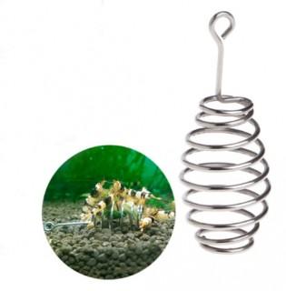 Mini Foodcage für Garnelen / Futterklammer