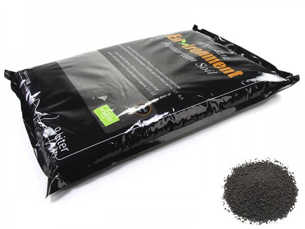 Environment Aquarium Soil Powder - 9 Liter