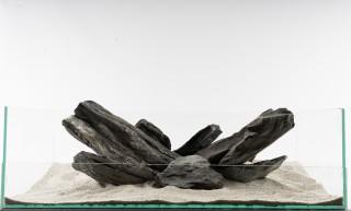Messerstein - Aquarium Stein / Fels