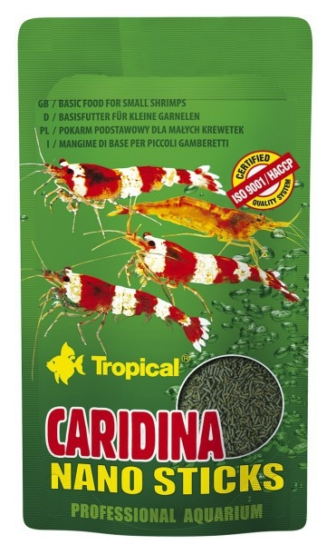 Tropical - Caridina Nano Sticks 10g
