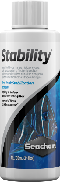 SEACHEM - Stability - effektive Bakterienkultur