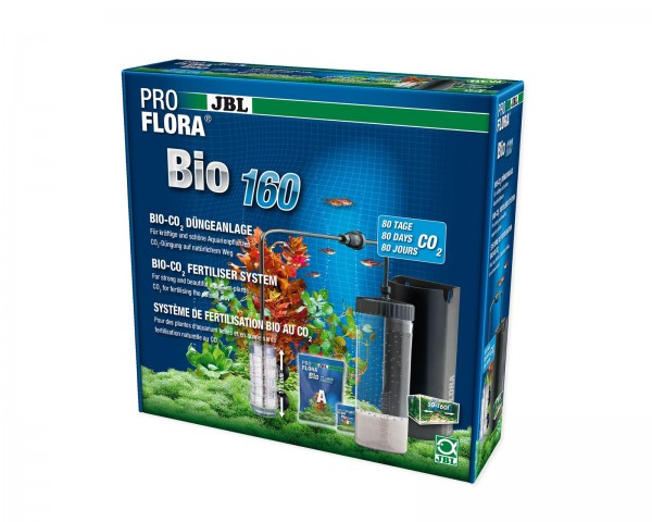 JBL ProFlora bio160- CO2 Düngeanalge