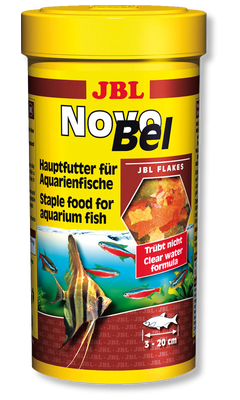 JBL NovoBel Flockenfutter - 250 ml