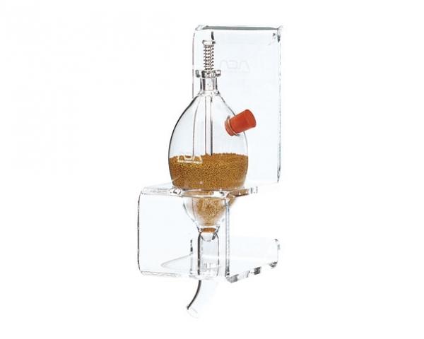 ADA AP Glass Clear Stand für AP-Glas Futterdosierer
