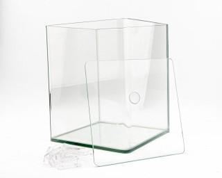 NatureHolic Cube - Aquarium Cube + Abdeckscheibe - vers. Größen