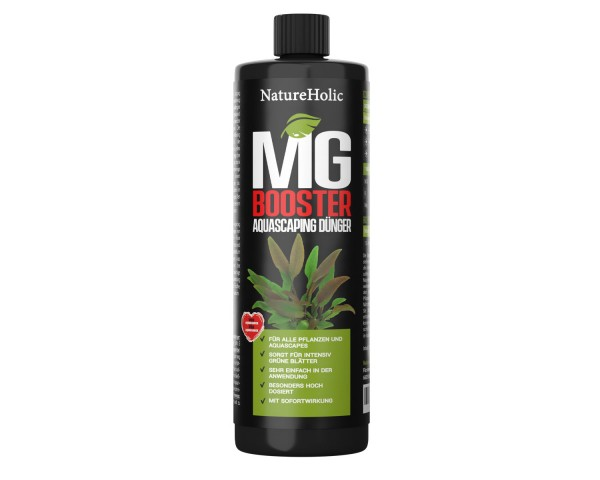 NatureHolic - Mg Booster - flüssiger Magnesium Aquariumdünger